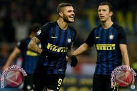 Inter Milan Menang Lawan Sampdoria, Duduki Puncak Klasemen