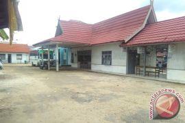 Kondisi arus balik di terminal Buntok