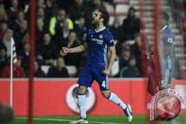 Chelsea jaga harapan zona Liga Champions setelah kalahkan Swansea
