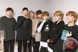 Boy Band K-Pop BTS Rilis Album Bulan Depan