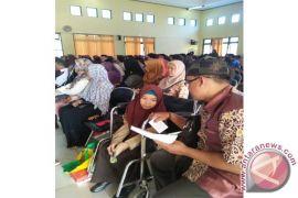 Siswa Disabilitas Dapat Beasiswa IAIN Palangka Raya