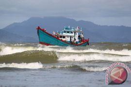 Gelombang Tinggi, Harga Ikan di Sampit Naik