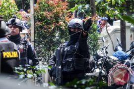 Polisi Tangkap Terduga Teroris Bandung