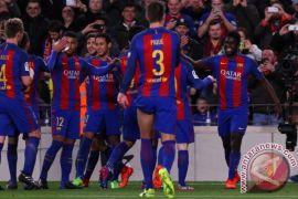 Barcelona Ditahan Imbang Saat Bertandang Valencia