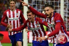 Atletico Madrid ungguli hasil dan klasemen Liga Spanyol