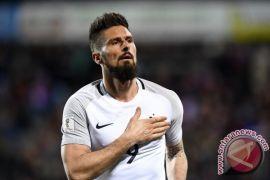 Giroud cetak gol perdana di Fiala FA