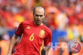 Spanyol Taklukkan Italia, Makin Dekat Lolos ke Piala Dunia