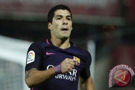 Barcelona berjuang keras kalahkan Eibar