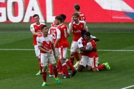 Arsenal lolos ke semifinal Liga Europa usai kalahkan CSKA Moscow