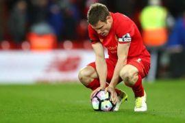 Liverpool Lawan Manchester United Berakhir Imbang