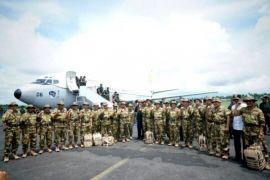 Wow! Gubernur se-Indonesia Jalani Pembaretan di Pulau Natuna