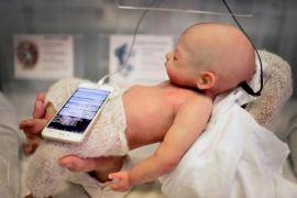Wow! Boneka Bayi Silikon