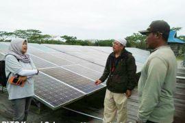 Transmigran di Kumai Seberang Rancang Pembangkit Listrik Mikrohidro