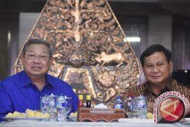 Minggu malam batal, Pertemuan Prabowo-SBY direncanakan Senin pagi