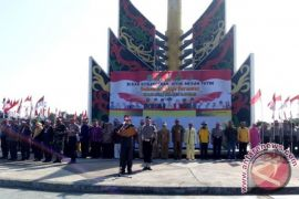 Deklarasi Anti Radikalisme di Kapuas