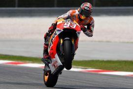 Marquez masih pimpin Klasemen MotoGP