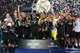 Real Madrid juara Piala Super Eropa 2017 Setelah Tundukkan Manchester United