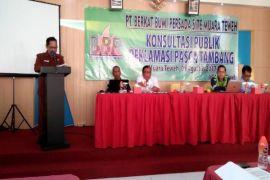 Investor Tambang Batubara Konsultasi Reklamasi di Barut