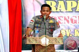 Kapolda Kalteng Ancam Tindak Tegas Kartel Pangan