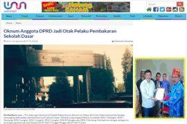 Subdit Cyber Crime Polda Tindak Lanjuti Laporan Yansen Binti