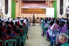 600 Siswa Barito Selatan Ikuti Penyuluhan Hukum