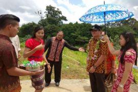 Wabup Gumas: Perbanyak Kegiatan Pembinaan Pemuda Melalui Kegiatan Rohani