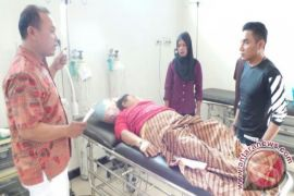 Bupati Kotim Sidak Pelayanan Rumah Sakit Parenggean