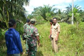 Ratusan Tentara Dikerahkan Bangun Jalan Desa Seruyan