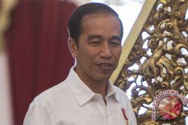 Jokowi Beri Motivasi Pebisnis Minuman Kopi