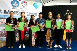 SMAN-4 Wakili Kalteng di Musikalisasi Tingkat Nasional