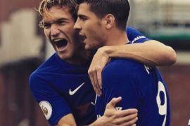 Gol Morata bawa Chelsea taklukan Crystal Palace