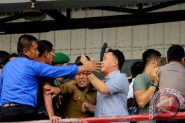 Ini Aksi Gubernur Kalteng Saat Pendukung Persebaya Diduga Pancing Kericuhan