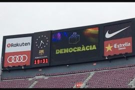 Barcelona Bekuk Las Palmas Pada Laga Tanpa Penonton