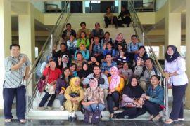 Nah! Puluhan Honorer K2  Mengadu ke DPRD Barut