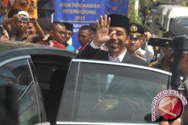 Berikut penjelasan Presiden Jokowi terkait pembatalan kenaikan harga BBM premium