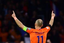 Walau Menang Belanda Gagal Melaju ke Piala Dunia 2018