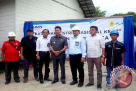 82 Desa Barito Utara Sudah Dialiri Listrik