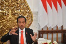 Presiden Jokowi tegaskan Islam tidak ajarkan kekerasan