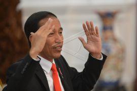 Presiden: bantuan makanan dan minuman dikirim sebanyak-banyaknya ke Palu