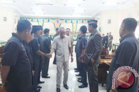5 Fraksi DPRD Lamandau Terima Pendapat Bupati Terkait Raperda Inisiatif