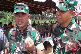 Korem 102/PP : Masyarakat Kalteng Agar Waspadai Provokasi