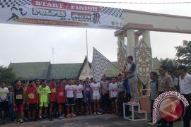 400 Pelari Ikuti Lomba Lari Marathon Pulpis