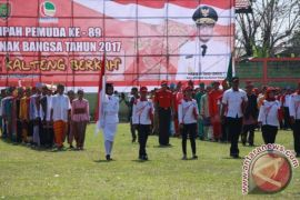 Pemuda Kalteng Lakukan Ikrar Bersama Anak Bangsa