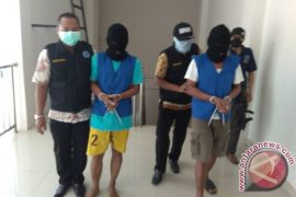 2 Kurir asal Sampang Bawa Sabu 600 Gram Ditangkap di Sampit