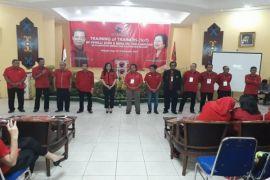 Ratusan Kader PDIP Kalselteng Dikumpulkan di Palangka Raya, Ada Apa Ya?