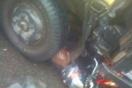 Korban Kecelakaan di Jalan Tjilik Riwut Meninggal Dunia  di RS, Satu Lagi Dirawat