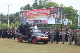Kapolda : Polri Dan TNI Solid Menjaga Kamtibmas Wilayah Kalteng