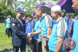 Ini Pengukuhan Pengurus Karang Taruna dan KIM Oleh Bupati Kapuas