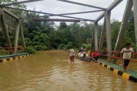 Kecamatan Teweh Timur Dilanda Banjir Bandang