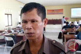 Panwaslu Pulpis belum terima SK lokasi penempatan APK dari KPU